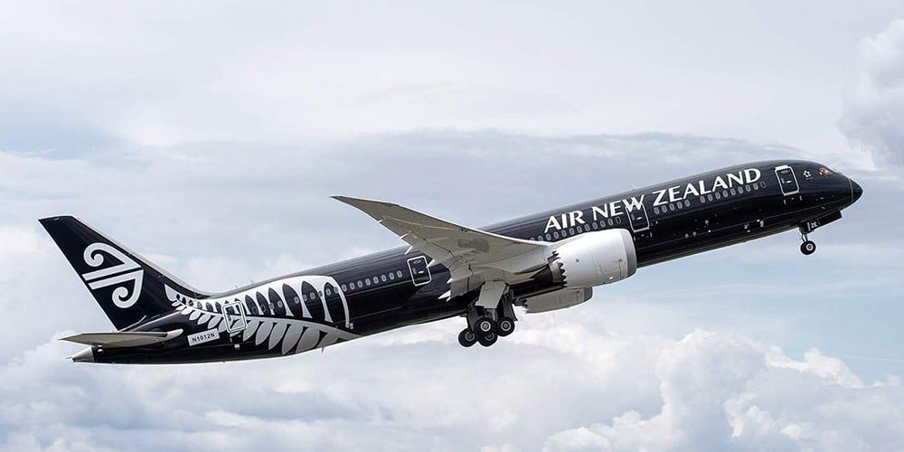 Air new zealand top 10 airlines - par avion
