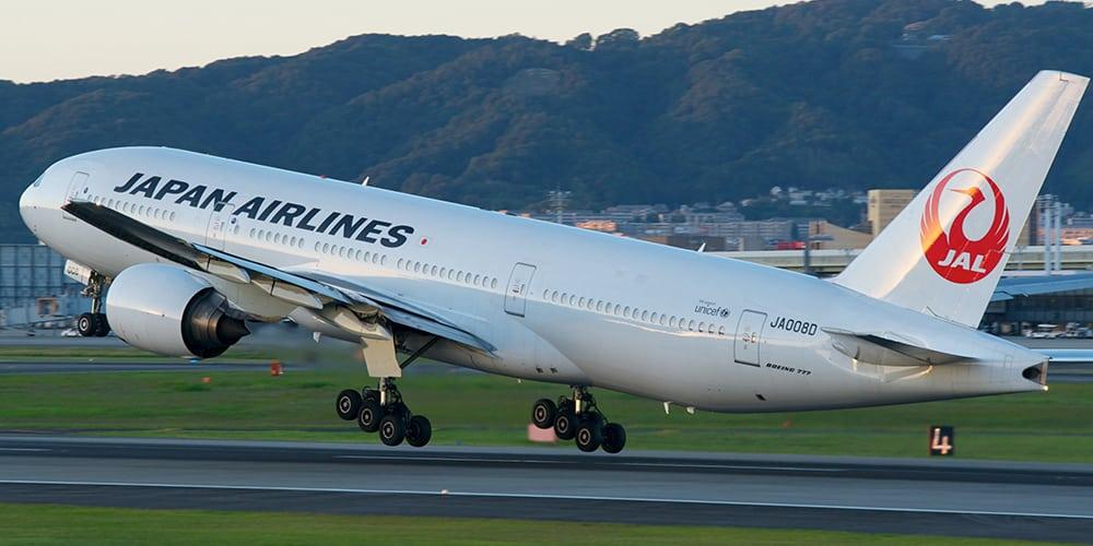 Japan top 10 airlines - par avion