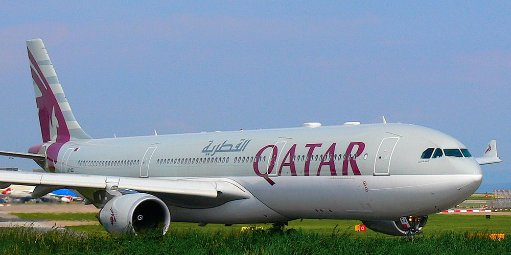 Qatar top 10 airlines - par avion