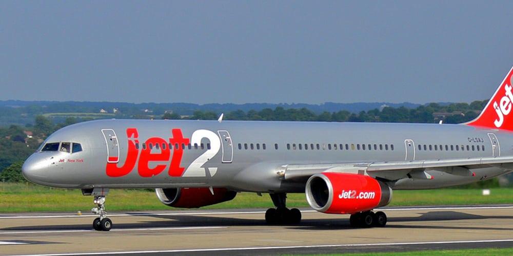 Jet2 top 10 airlines - par avion